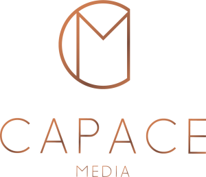 Capace Media Logotyp