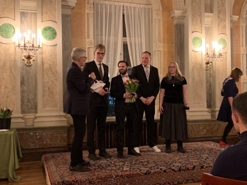 Svenska mästare 2019. FIFH Malmö.